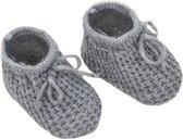 Soft Touch Babyslofjes New Born 0-3 Maanden Junior Grijs