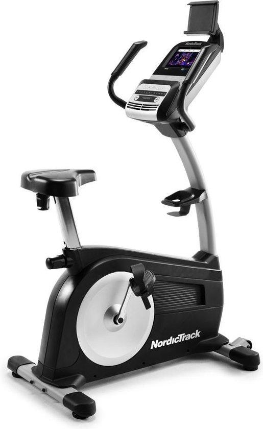 Hometrainer Nordictrack GX4.6 PRO - fitness fiets Inclusief Tablethouder