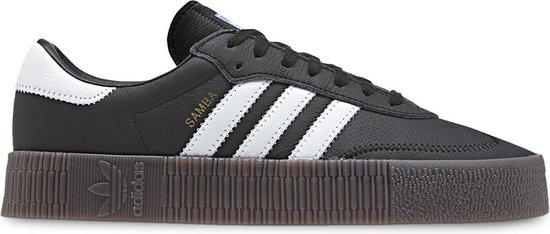 Adidas Dames Sneakers Sambarose Wmn - Zwart - Maat 40
