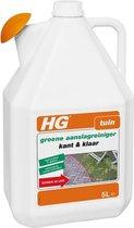 HG Groene aanslag reiniger - 5 l met sproeikop