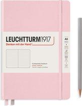 Leuchtturm1917 A5 Medium Notitieboek dotted Powder
