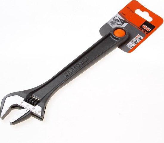 "BAHCO 80-serie Engelse verstelbare moersleutel  250mm  10"" | De originele BAHCO sleutel!"