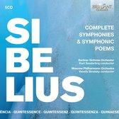 Quintessence Sibelius: Complete Symphonies & Symph