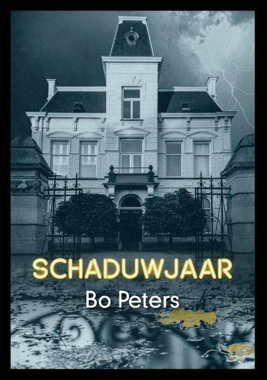 Schaduwjaar - Bo Peters |