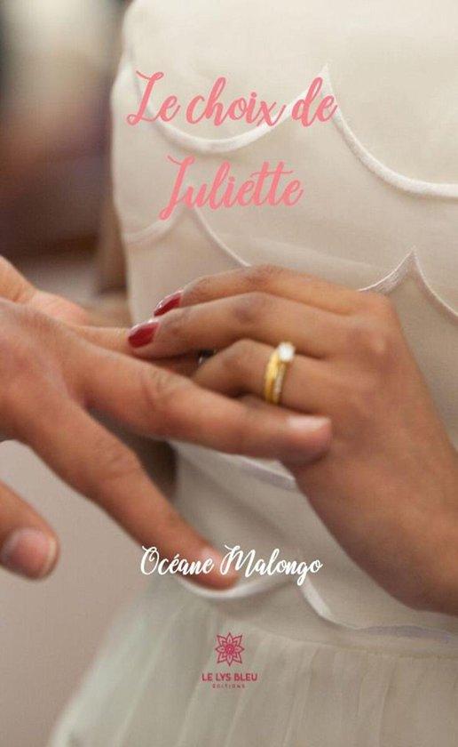 Omslag van Le choix de Juliette