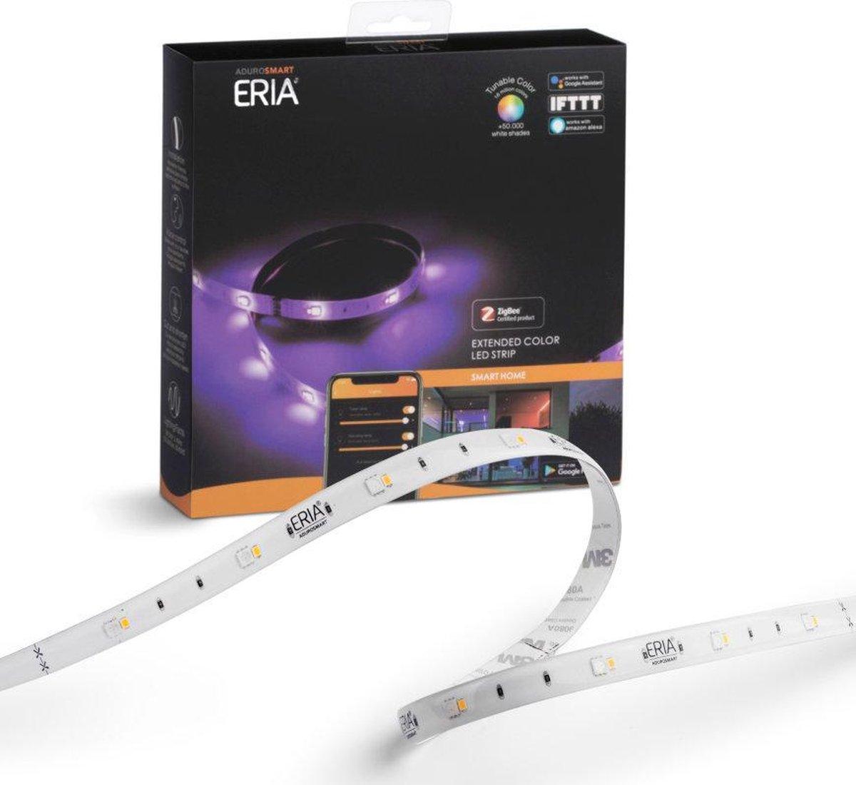 AduroSmart ERIA® LED-strip - 3m - warm tot koud licht + 16 miljoen kleuren