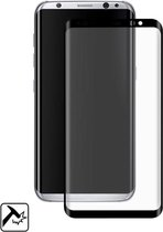 Tempered Glass Screen Protector voor Samsung Galaxy S8 Zwart