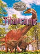 Uitgestorven - Titanosaurus