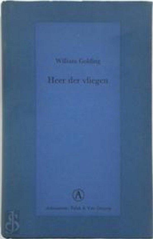 Heer der vliegen - William Golding |
