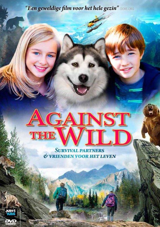 Cover van de film 'Against the Wild'