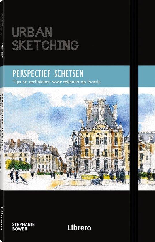 Perspectief schetsen - Stephanie Bower  