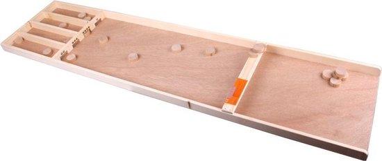 Afbeelding van het spel Sjoelbak Klein voor Kinderen 122CM