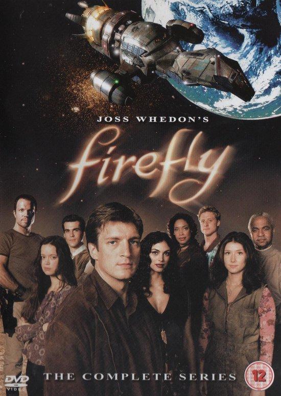Cover van de film 'Firefly'