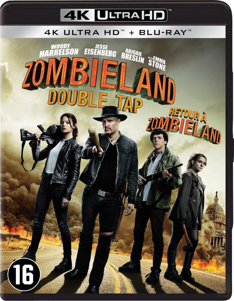 Zombieland: Double Tap (4K Ultra HD Blu-ray)-