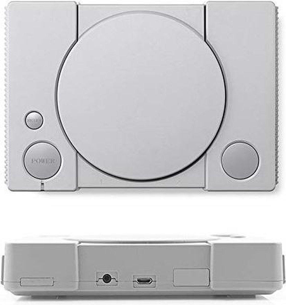 Retro game console - PS 621 Games - Classic - 8bit - Vintage - Klasiek - Videogame console