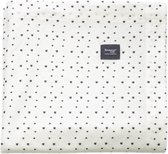 Swaddle/Laken Wieg Storm Blue + Bumble 80x80