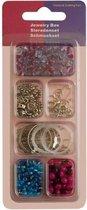 Jewelry box 6 vaks