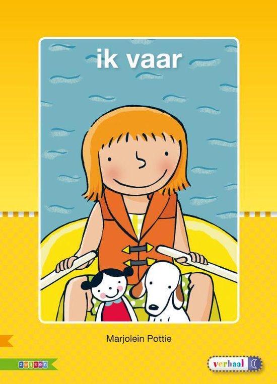 Veilig leren lezen - Ik vaar AVI S - Auteursgroep Zwijsen |