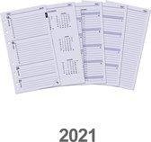 Kalpa 6217-21 Personal-Standaard organizer week agenda NL 2021