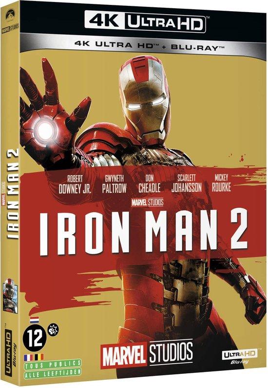 Iron Man 2 (Import) (4K Ultra HD Blu-ray)