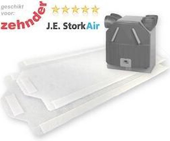 FIJN filters voor J.E. Stork Air WHR 90/91