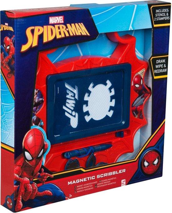 Thumbnail van een extra afbeelding van het spel Spiderman magisch tekenbord klein