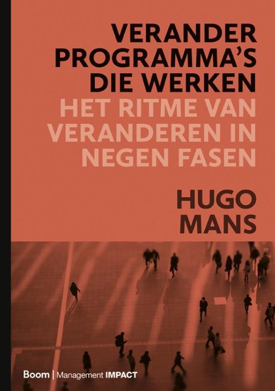 Veranderprogramma's die werken - Hugo Mans |