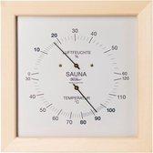 Fischer | Sauna thermohygrometer 200 x 200 mm