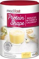 Modifast Protein Shape Pudding Maaltijdvervanger - Vanille - 540 gr