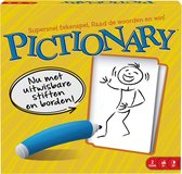 Mattel Games Pictionary Bordspel - Nederlands