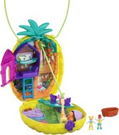 Polly Pocket Polly & Lila Ananas Tasje  - Speelset