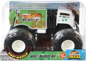 Hot Wheels Monster Trucks 1:24 Schaal DieCast - Will Trash It All