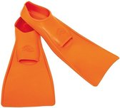 Zwemflippers Flipper Swimsafe orange maat 26-28
