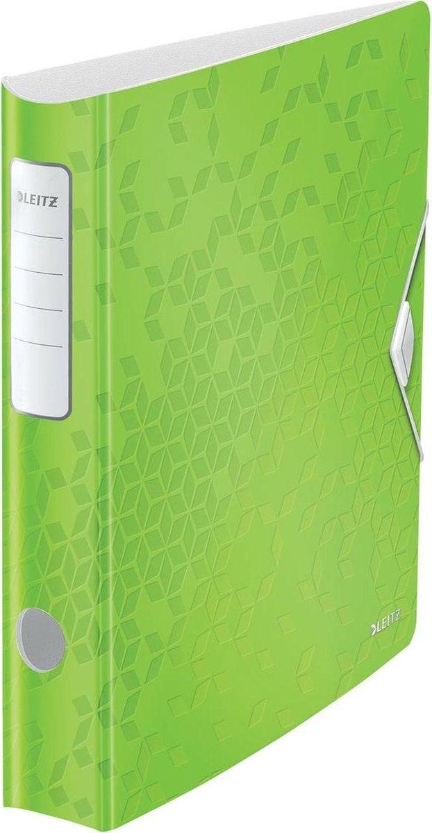 Leitz WOW Premium Ordner - Classeur - 50mm - Groen
