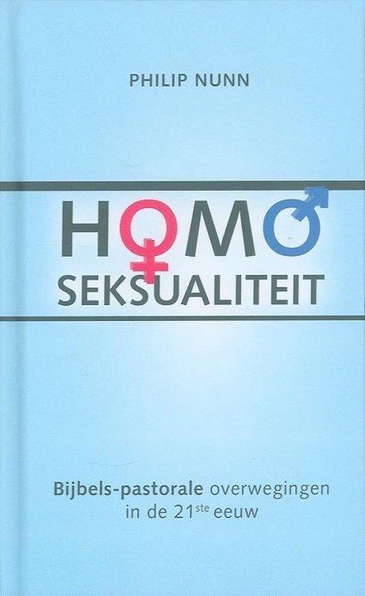 Homoseksualiteit - Philip Nunn  