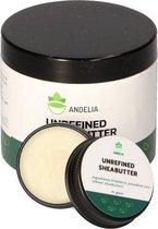 Andelia Shea butter Puur   Vegan Huidverzorging   Stimuleert Collageen   m/v & baby - 200ml