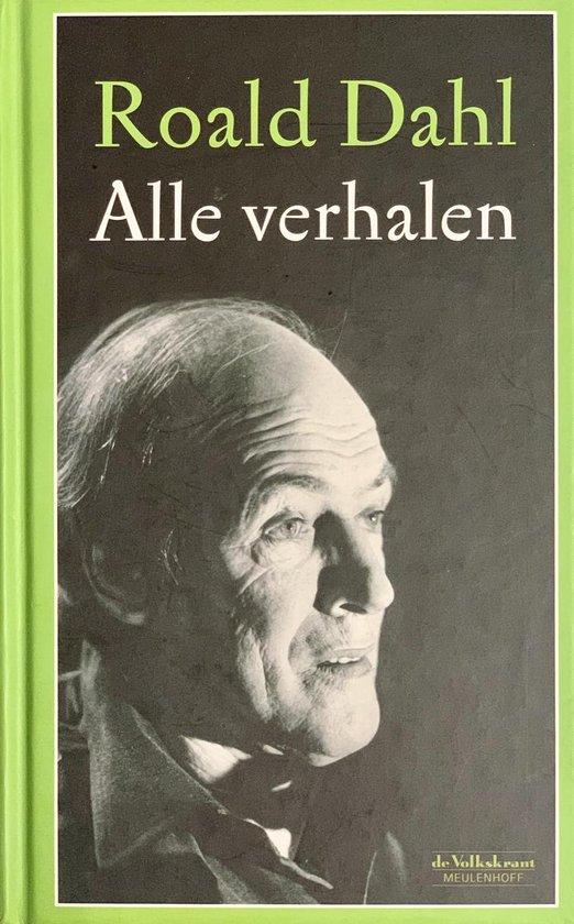 Boek cover Alle Verhalen van Roald Dahl (Hardcover)