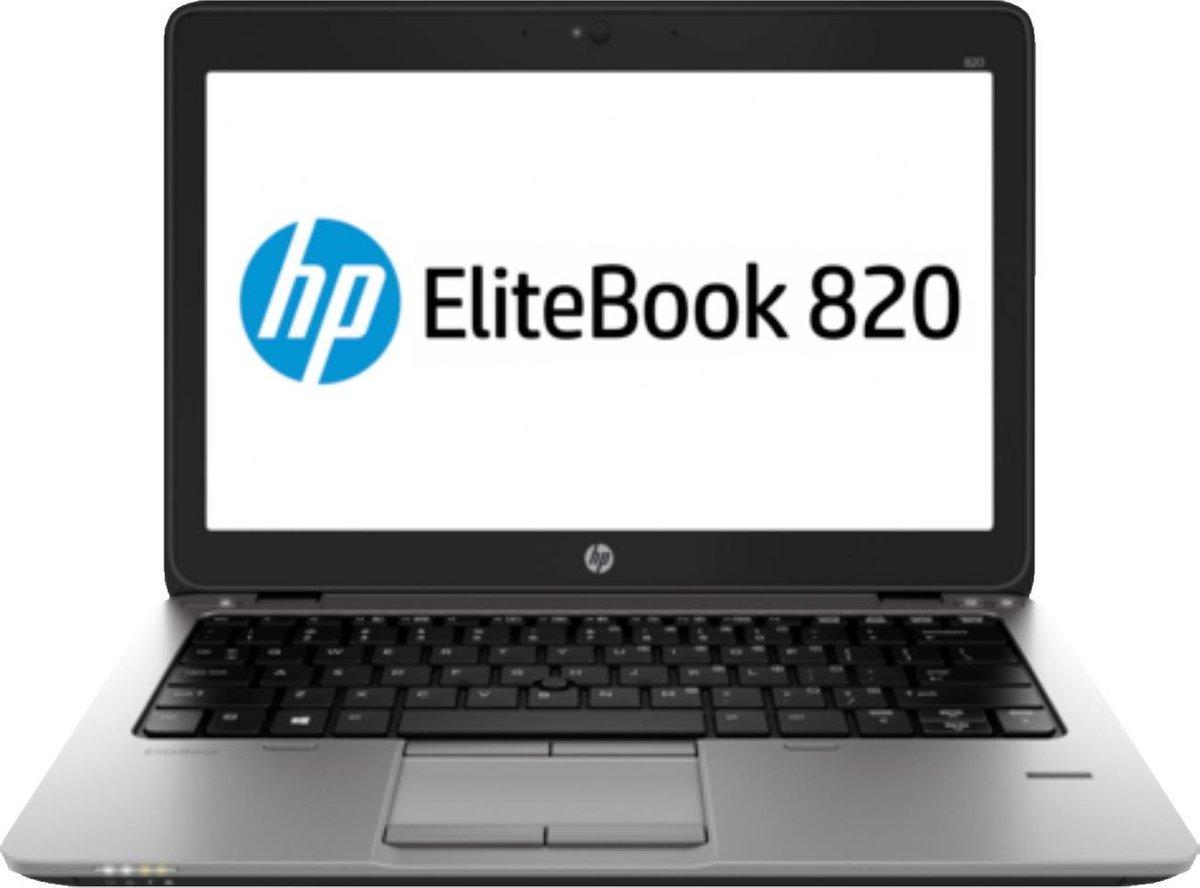 """HP EliteBook 820 G2 - 12"""" Refurbished Laptop"""