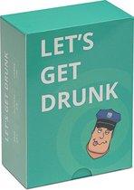Drankspel Let's Get Drunk - Speelkaarten - Volwassenen