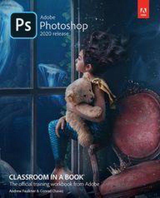 Boek cover Adobe Photoshop Classroom in a Book (2020 release) van Conrad Chavez (Onbekend)