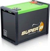 Super-B NOMIA Lithium Accu 12V210Ah Lithium 210 ampère LiFePO4 met ingebouwde BMS