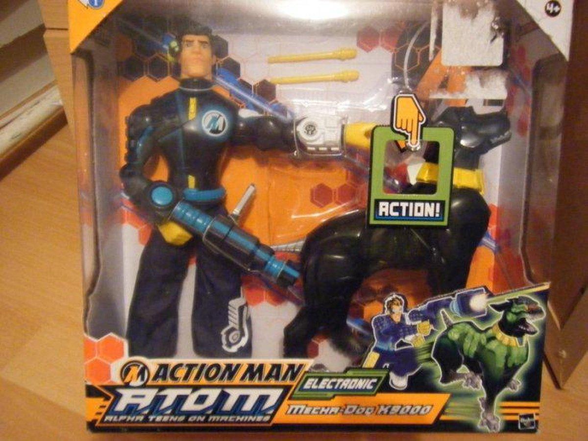 Action Man Mecha Dog 9000