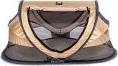 Deryan Peuter Luxe - Campingbedje – Inclusief zelfopblaasbare matras - Goud - 2021
