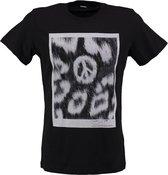 Diesel zwart t-shirt - Maat  S