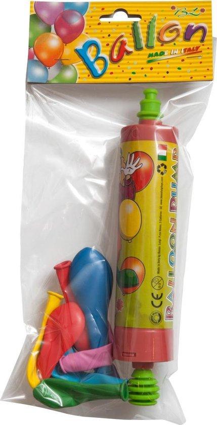 Ballonnenpomp Met 8 Ballon 162