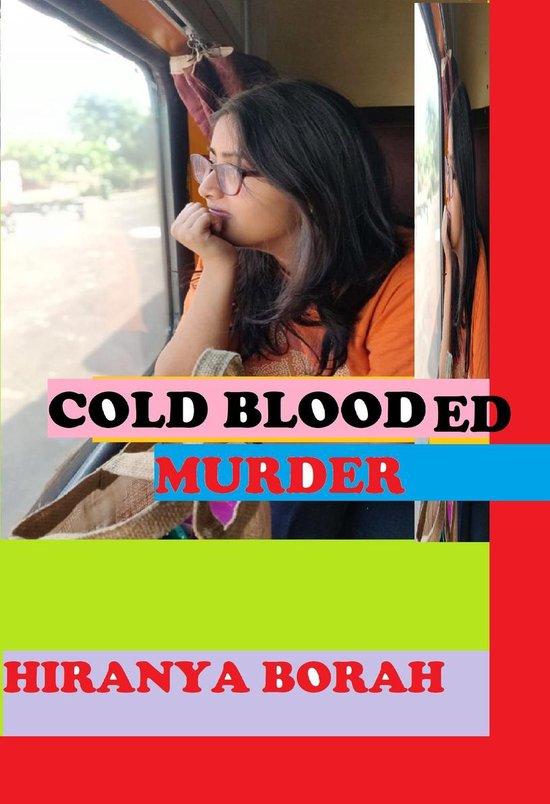 Omslag van Cold Blooded Murder
