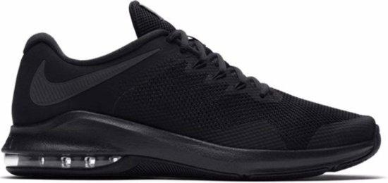 Nike - Heren Sportschoenen Air Max Alpha Trainer - Zwart maat 45.5