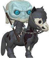 Funko Pop! Game of Thrones S10 White Walker on Horse  - Verzamelfiguur