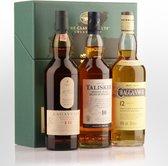 Classic Malt Collection - Lagavulin, Talisker, Cragganmore