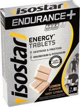 Isostar High Energy Tablets Sportsupplement - Citroen - 24 stuks